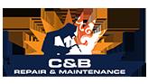 C and B Repain and Maintenance logo
