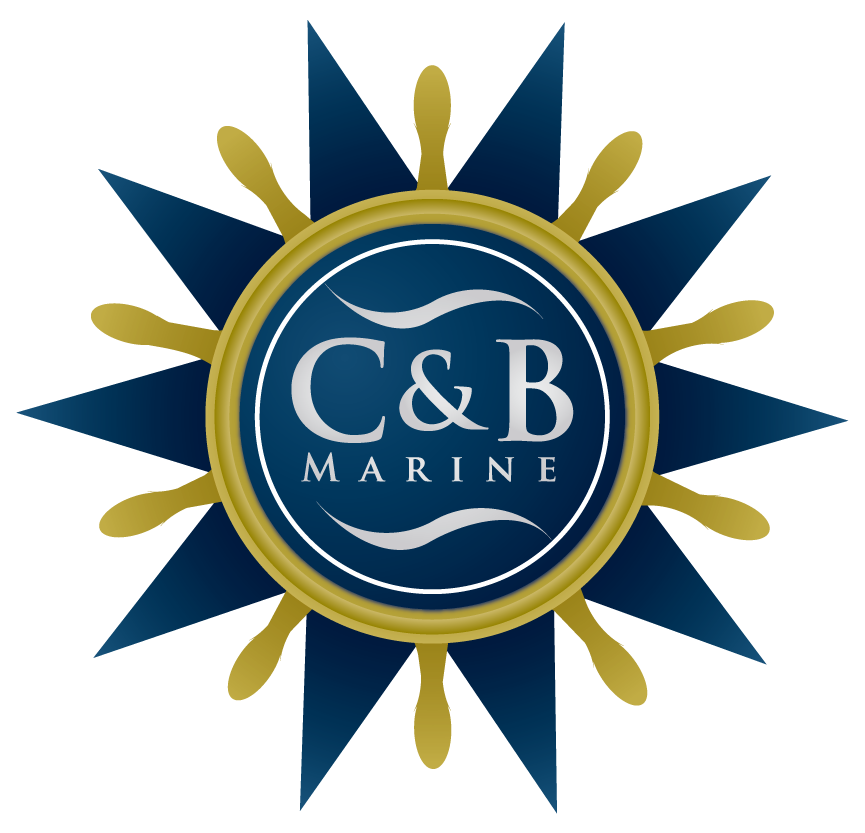 C&B Marine Full Logo