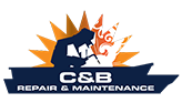 C and B Repain and Maintenance logo