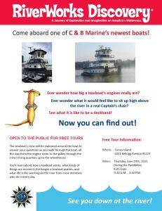 RWD Boat Tour - CBMarine